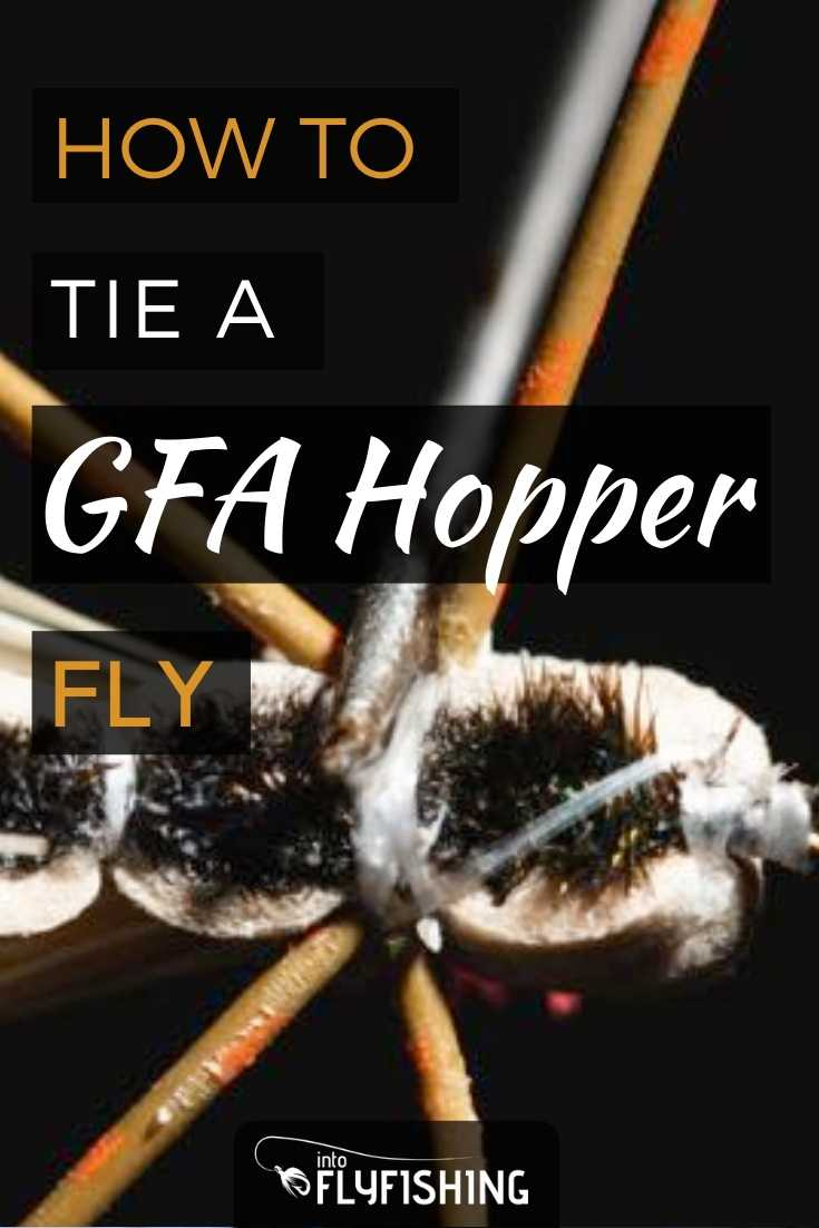 How to Tie a GFA Hopper Fly
