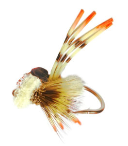 Turneffe Crab Triggerfish Fly Pattern