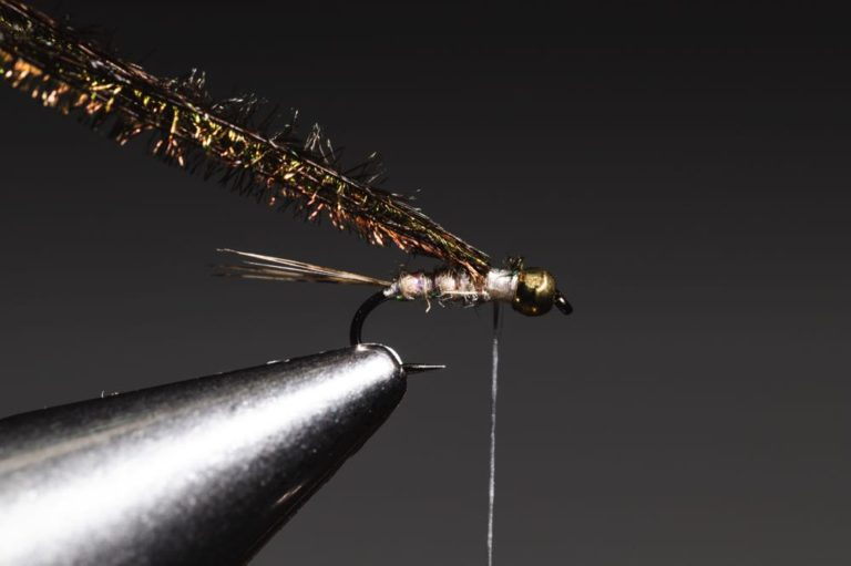 Gold Ribbed Hare_s Ear step-11 fly tying tutorial