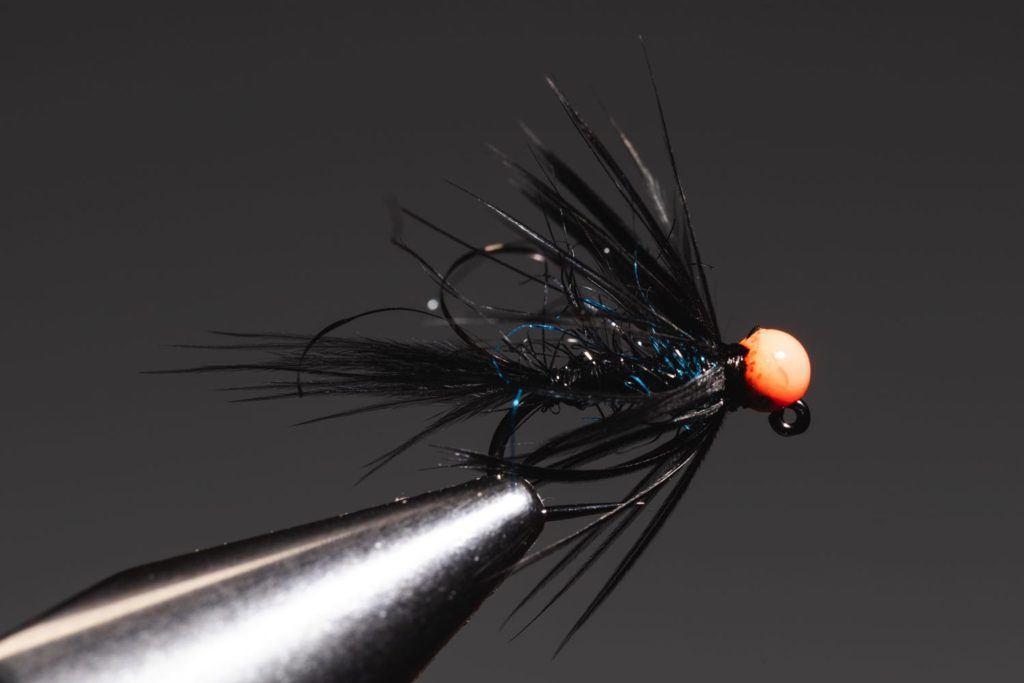 How to tie a micro bugger fly