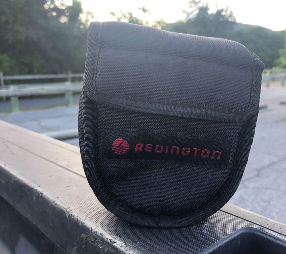 Redington Behemoth Reel Pouch