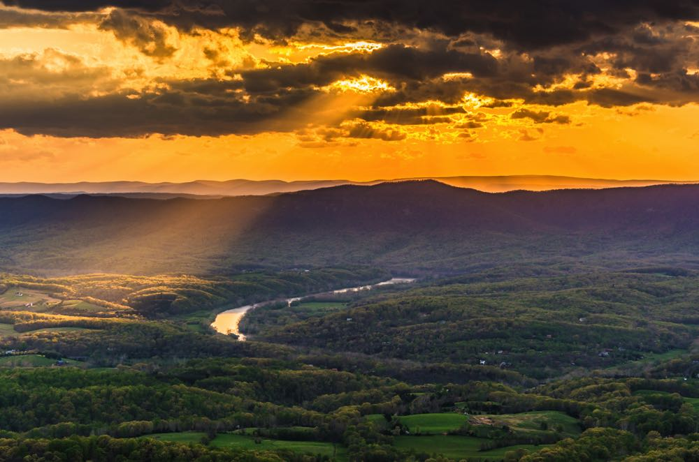 The Shenandoah Virginia
