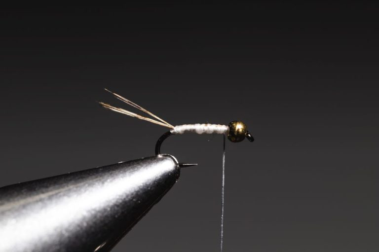 learn to tie a Gold Ribbed Hare_s Ear step-6