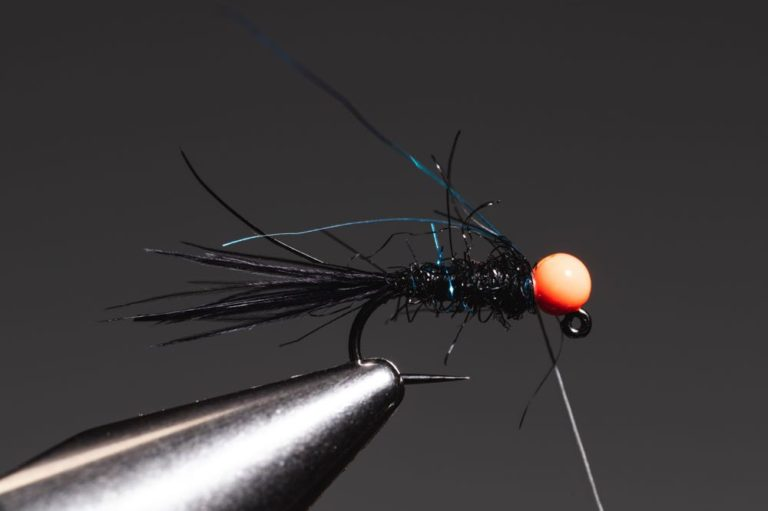 step10micro bugger fly tying tutorial -
