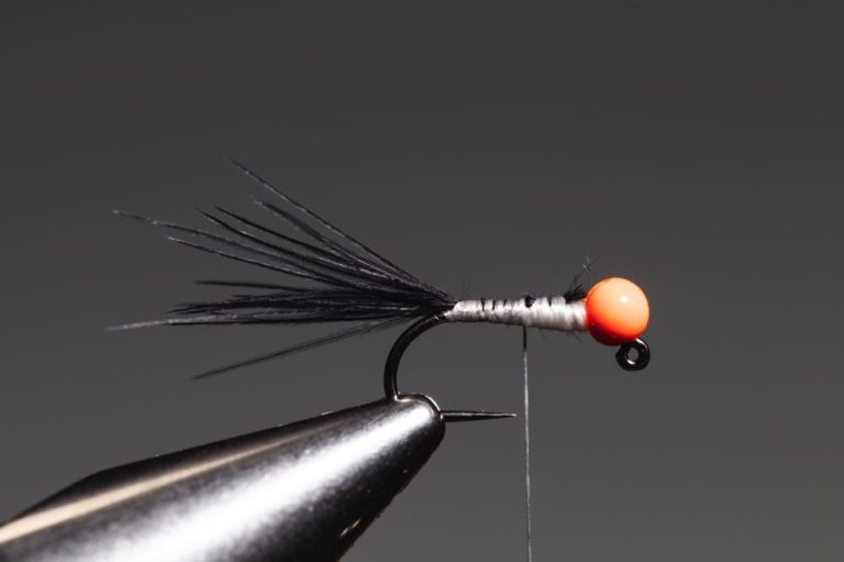 step8micro bugger fly tying tutorial -