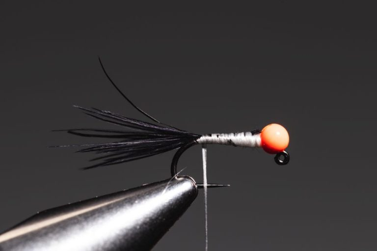 step9micro bugger fly tying tutorial -