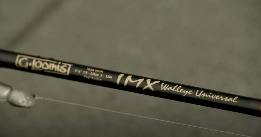 G. Loomis Fly Rods Material