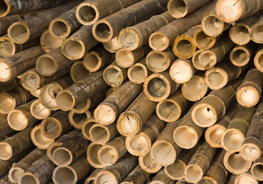 Bamboo Fly Rod Material