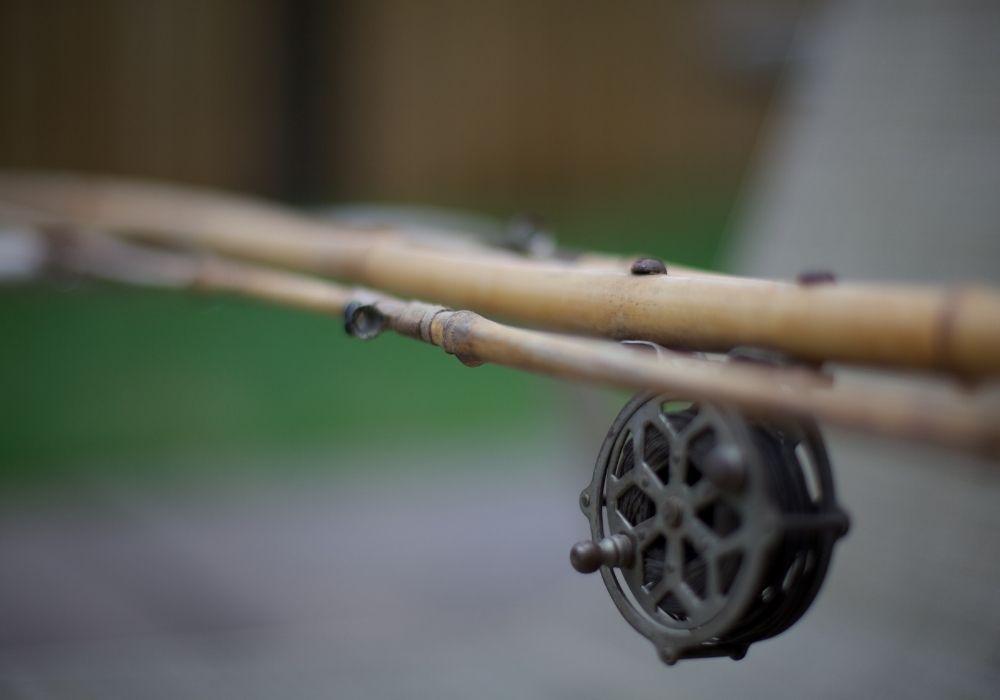 Super Basic Used Bamboo Fly Rod