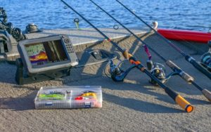 One of the best fish finders for small boats