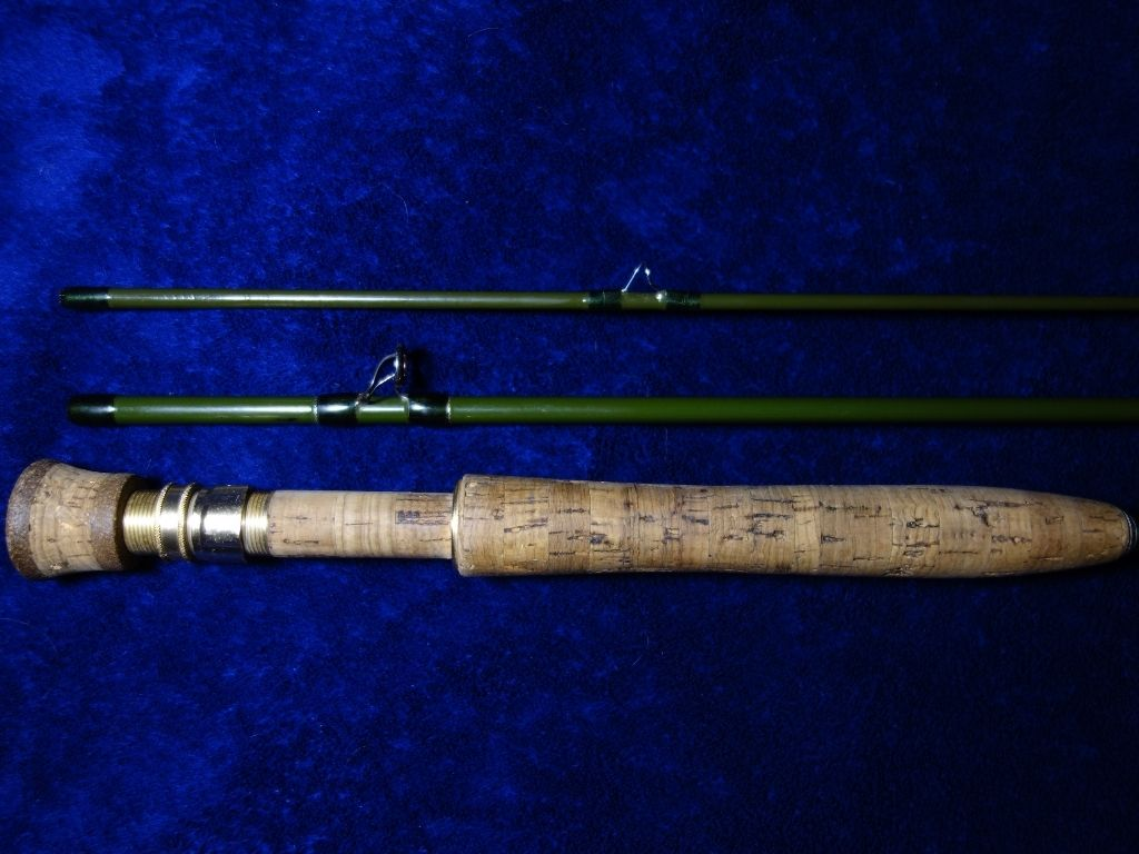 Cabela's CGR fly rod