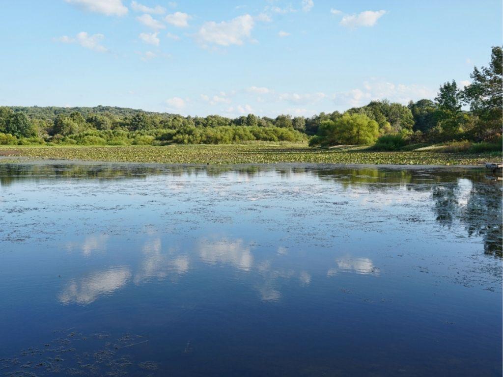 Lake at Yellow Creek in Western Pennsylvania