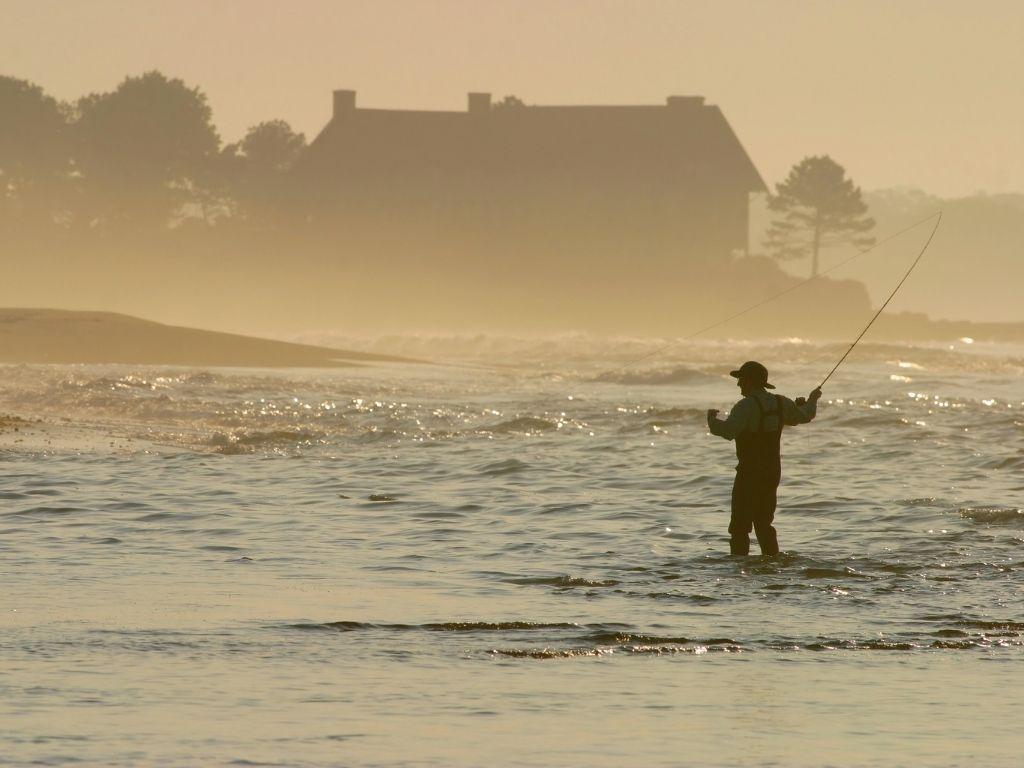 Maine fishing season