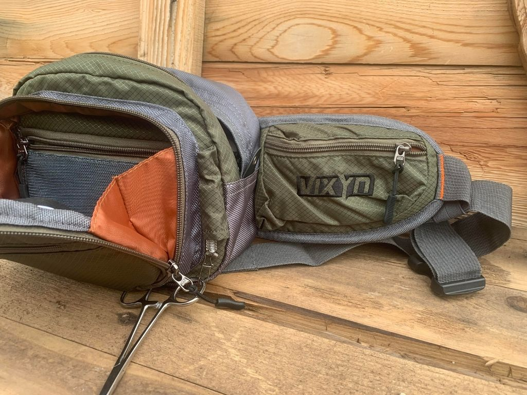 VIXYN Fly Fishing Waist Pack