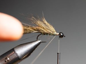 how to tie the slump buster step 12