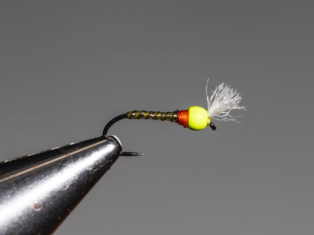 chromie fly tying tutorial