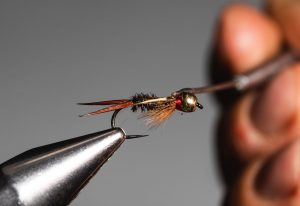 fly tying tutorial Prince Nymph fly