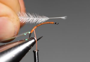 how to tie a ray charles fly
