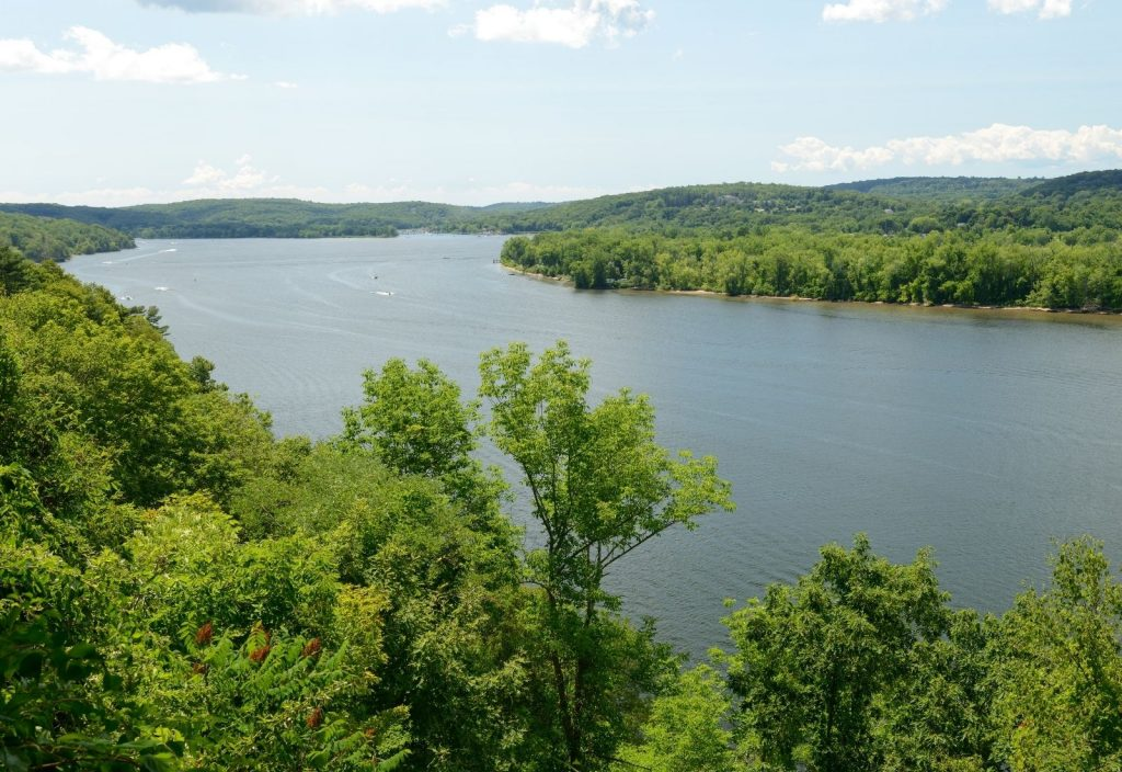 Connecticut River fishing
