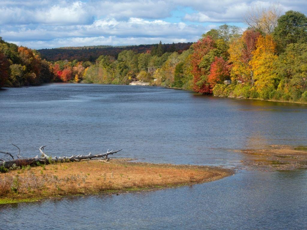 Farmington River Fishing Season