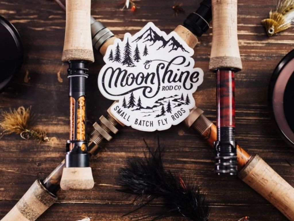 Moonshine fly rods