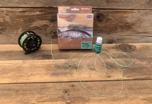 Snowbee XS Delicate Presentation Fly Line