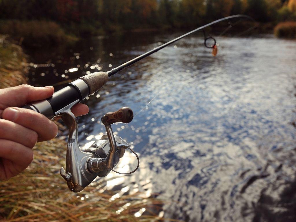 Spin Fishing Farmington River