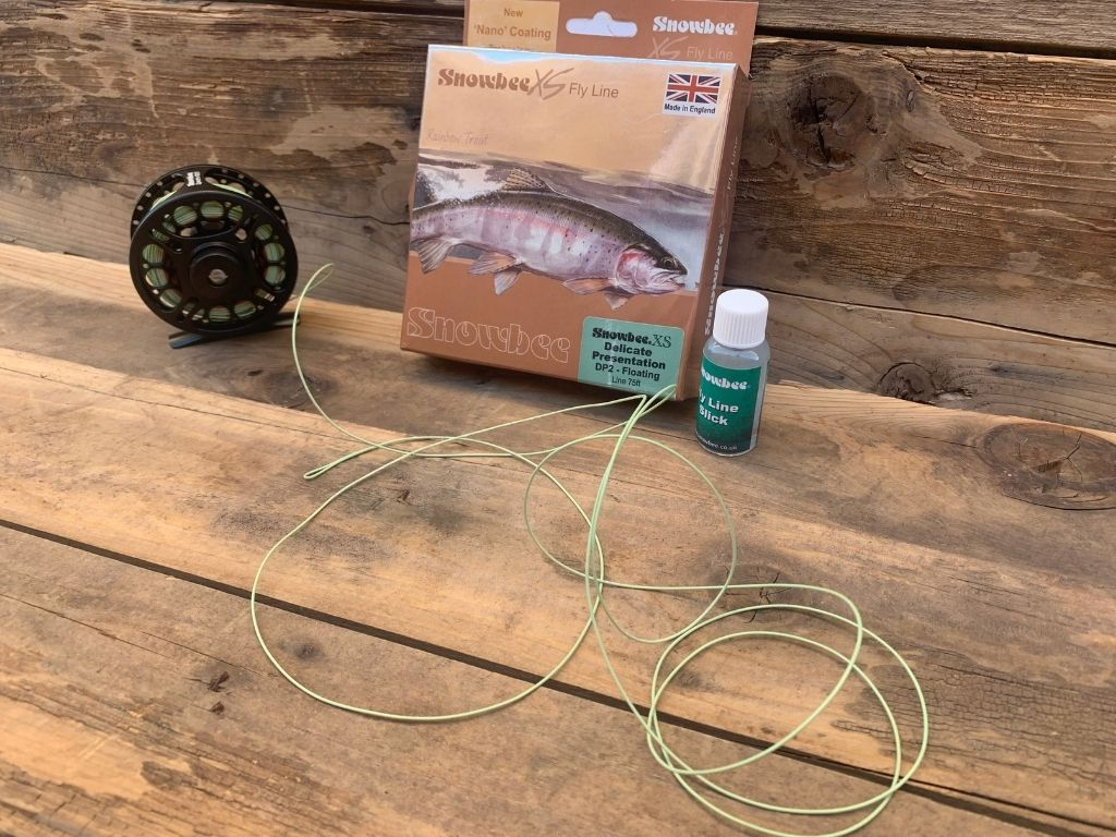 XS Delicate Presentation Fly Line