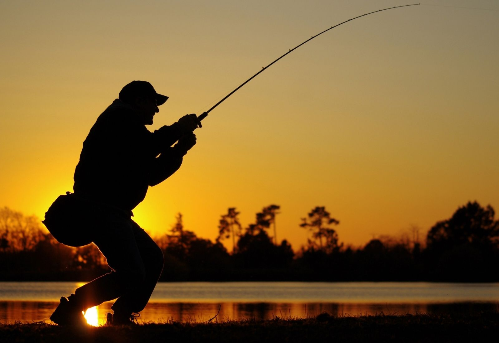 difference between fly fishing vs spin fishing