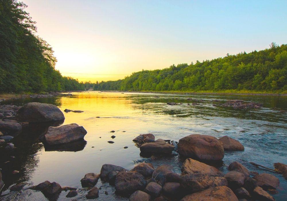 Merrimack River fishing report