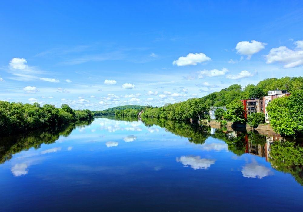 Merrimack River fishing spots