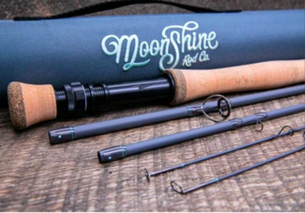 Moonshine Outcast fly rod