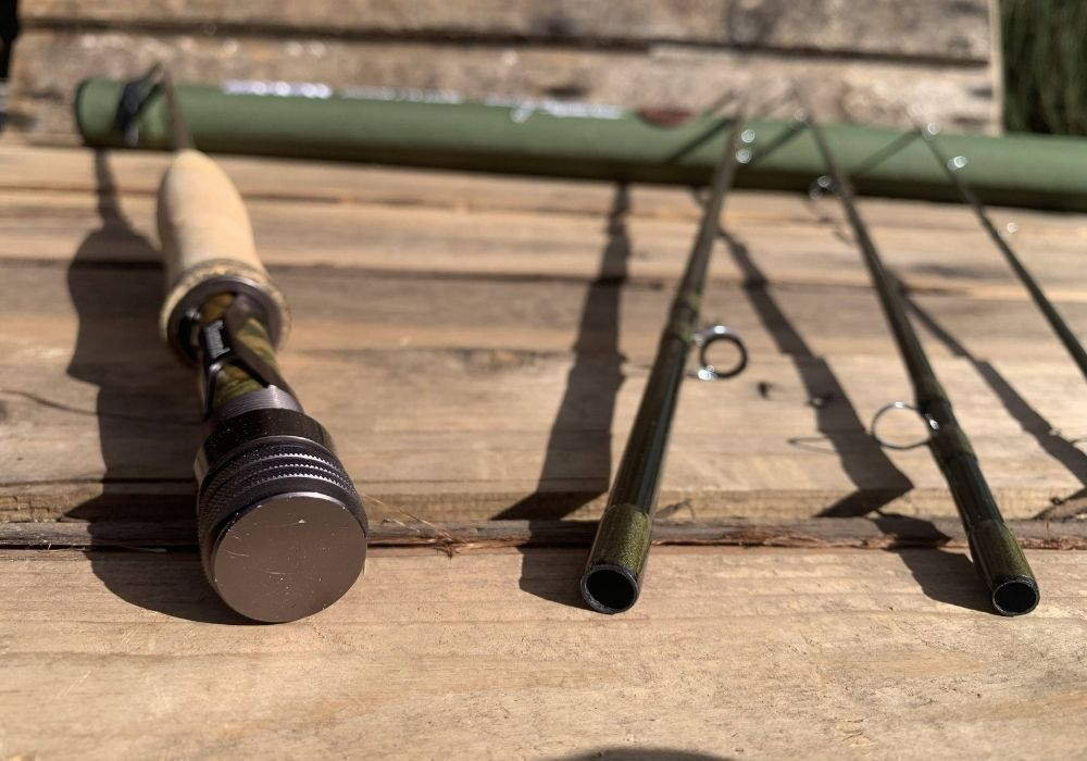 Snowbee Denny Rickards Signature series fly rods
