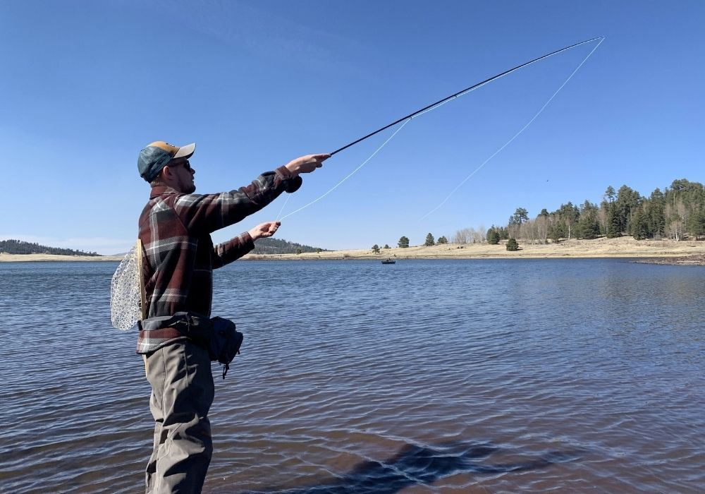 Snowbee Denny Rickards Signature series rod review