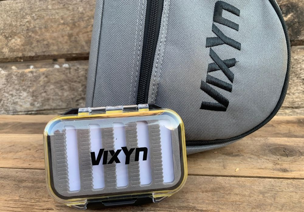 VIXYN Fly Fishing Rod and Reel Case