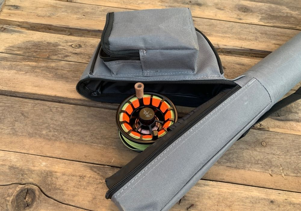 VIXYN Fly Fishing Rod and Reel Cases