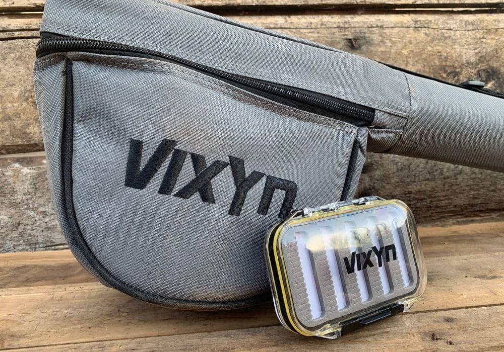 VIXYN fly reel case