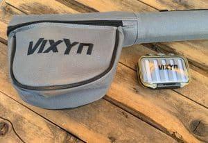 VIXYN rod & reel case