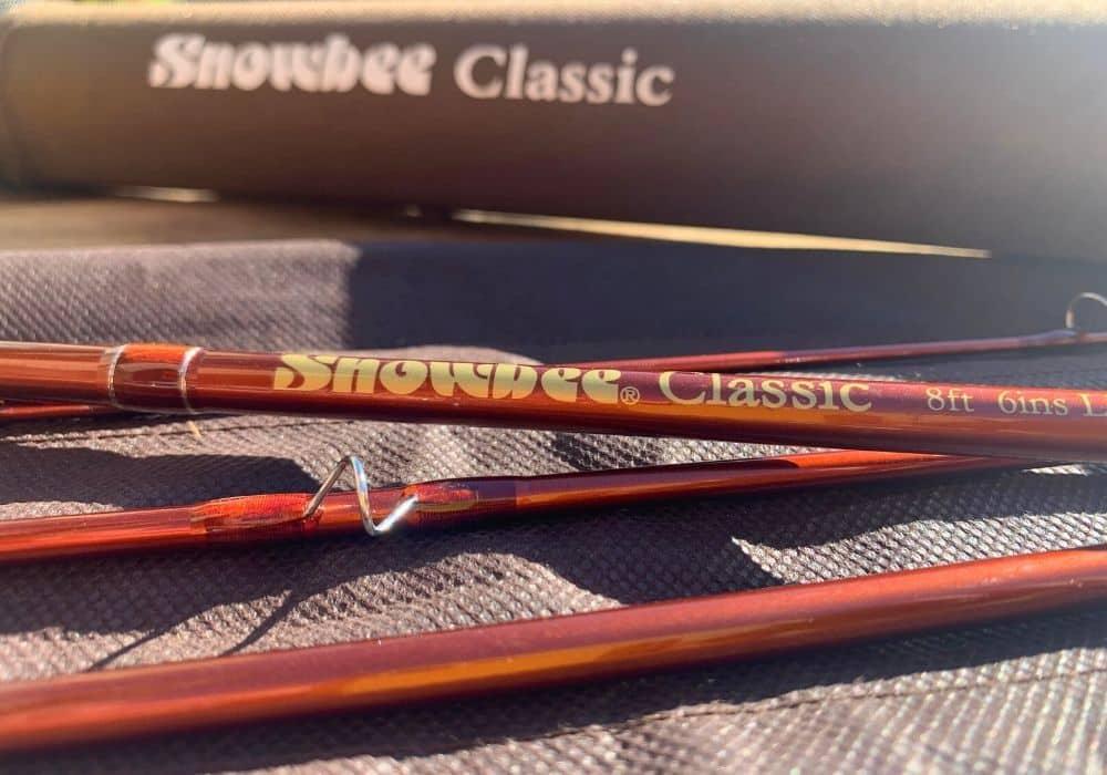 snowbee classic rod