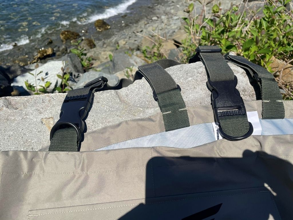 8Fans Breathable 3 Layers Chest Wader
