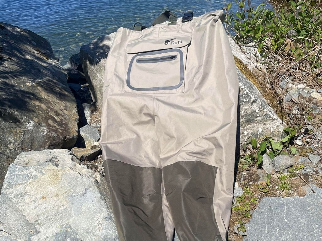 8Fans Breathable 3 Layers Chest Waders review