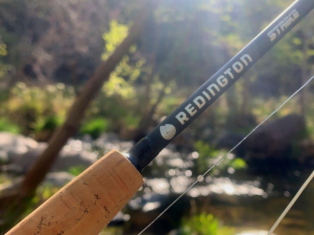 Redington Strike fly rod