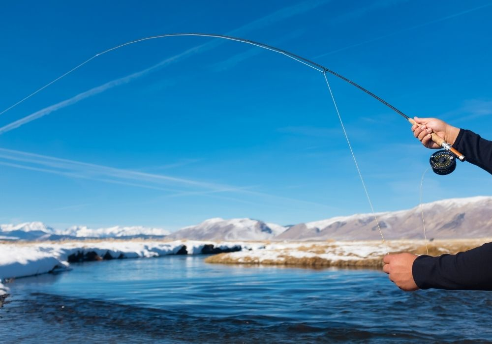 1 weight fly rods