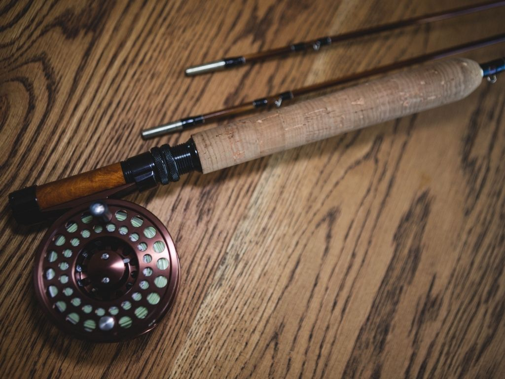 Headwaters Bamboo Gallatin Outfit fly rod