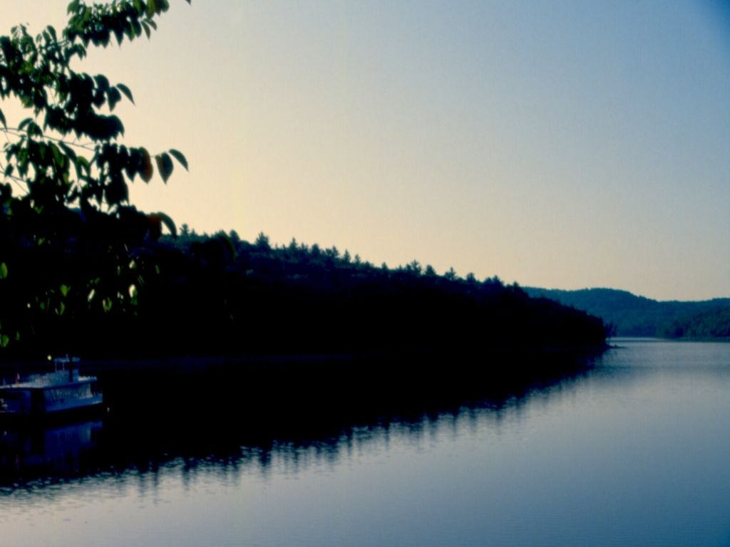 fly fishing Sebago Lake
