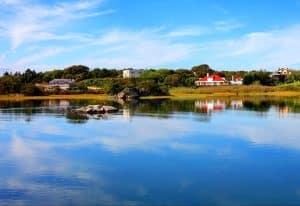 fly fishing in Rhode Island