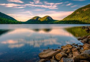 Acadia National Park fishing