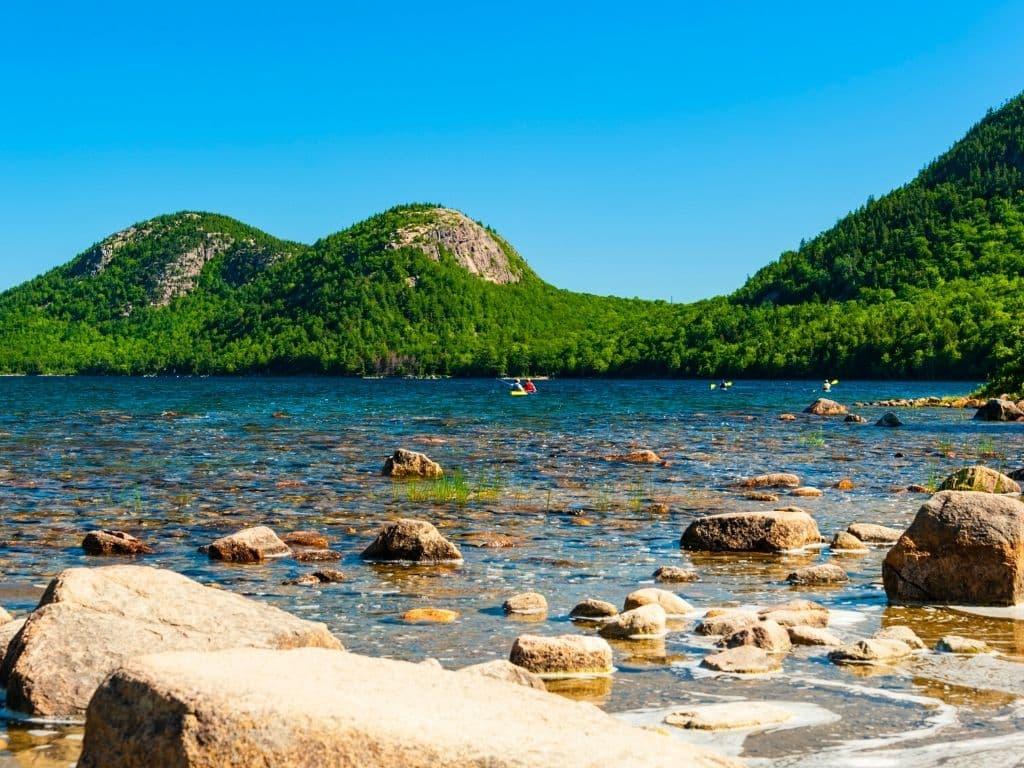 Acadia National Park fishing season