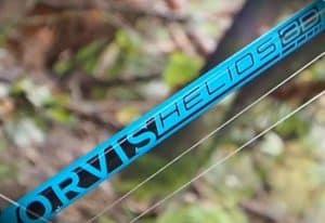 orvis helios 3D fly rod